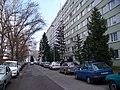 Sídliště Invalidovna, Molákova, panelák (01).jpg