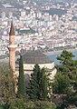 Süleyman Mosque as seen from Alanya Castle Hill, Alanya, Turkey.JPG