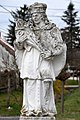 Sümegprága, Nepomuki Szent János-szobor 2021 07.jpg