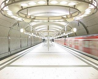 Offenbach City Tunnel railway tunnel
