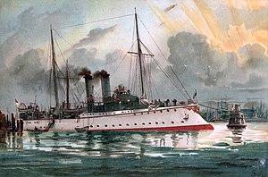 SMS Iltis - Image: S.M. kanonenboot Iltis