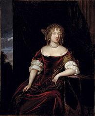 Portret van een vrouw, wellicht Josina Parduyn (1642-1718)