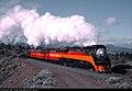 SP 4449 at Milepost 364 east of Andesite, CA 1989.jpg