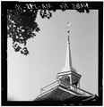 STEEPLE - Old Ship Church, 88 Main Street, Hingham, Plymouth County, MA HABS MASS,12-HING,5-24.tif