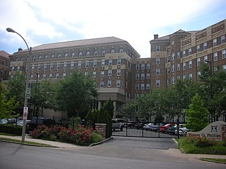 Homer G. Phillips Hospital - Homer G. Phillips Hospital
