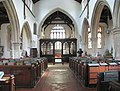 S Andrew, Much Hadham, Herts - East end - geograph.org.uk - 362559.jpg