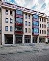 """Saalfeld Blankenburger Straße 5-7 Kellergewölbe unter Wohn- und Geschäftshaus (Neubau ) Bestandteil Denkmalensemble """"Stadtkern Saalfeld-Saale"""".jpg"""