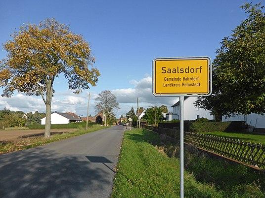 Saalsdorf - Wikipedia