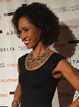 Sage Steele - Steele at the 10th Annual CoachArt Gala Fundraiser on October 16, 2014