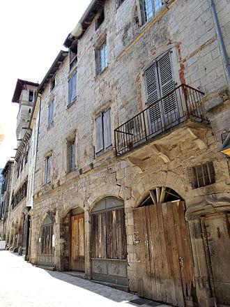 Saint-Antonin-Noble-Val - Maison Muratet