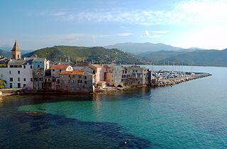 Saint-Florent, Haute-Corse Commune in Corsica, France