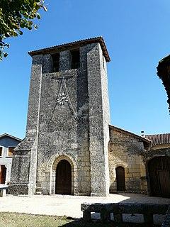 Saint-Julien-de-Bourdeilles Part of Brantôme en Périgord in Nouvelle-Aquitaine, France