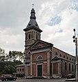 Saint-Louis de Gonzague church in Monceau-sur-Sambre, Charleroi (DSCF7730).jpg