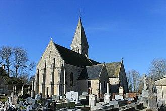 Saint-Loup-Hors - The church in Saint-Loup-Hors