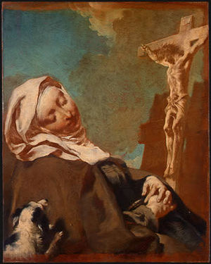 Anorexia mirabilis - Saint Margaret of Cortona