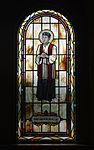 Saint Paul Catholic Church (Westerville, Ohio) - stained glass, arcade, Saint Andrew Dung Lac.jpg