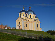 Saints Cosmas and Damian Church, Velyki Hrybovychi (03).jpg