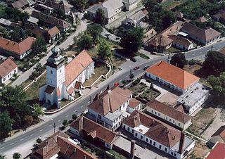 Sajószentpéter Town in Borsod-Abaúj-Zemplén, Hungary