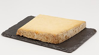 Salers cheese - Image: Salers (fromage) 01