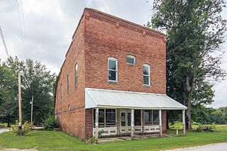 Saline City, Indiana Unincorporated community in Indiana, United States