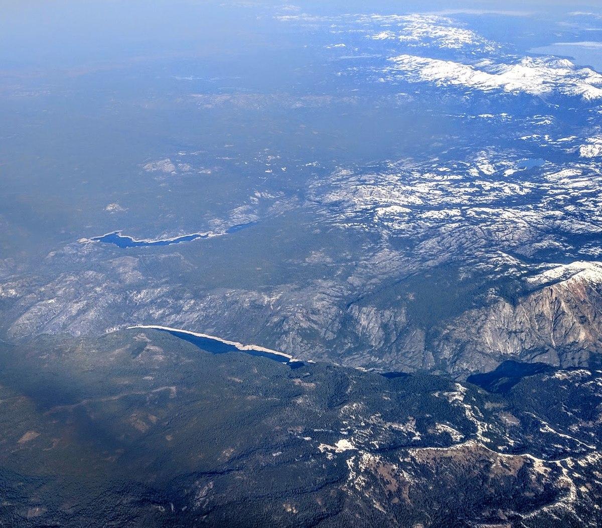 Bear river dam wikipedia for Lower salt river fishing