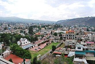 San Pedro Atocpan - Image: San Pedro Atocpan View 1