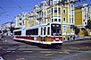 San Francisco Boeing LRV at Duboce & Church, March 1980.jpg