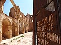 San Martin Church - Civil War-Era Ruins - Belchite - Aragon - Spain - 04 (14394041477).jpg