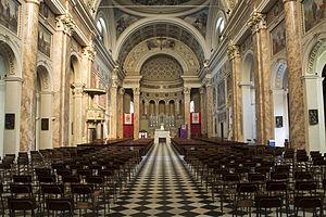 Basilica Di San Nicol Lecco Wikipedia