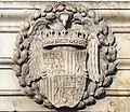 San Pietro in Montorio Wappen Fassade.jpg