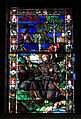 San salvatore al monte, vetrata con stimmate di san francesco, 1500-1510 ca..JPG