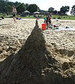 Sandcastle at Lake Hopatcong with people in background.jpg