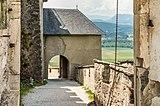 Sankt Georgen am Längsee Burg Hochosterwitz 11 Mauertor 1575 01062015 1183.jpg
