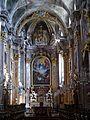Sankt Pölten Dom Mariä Himmelfahrt Innen Chor 2.JPG