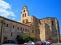 Santa María Real de Nieva - Monasterio de Nuestra Señora de Soterraña, exterior 11.jpg