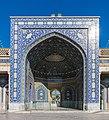 Santuario de Fátima bint Musa, Qom, Irán, 2016-09-19, DD 12.jpg