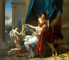 Image illustrative de l'article Sapho, Phaon et l'Amour