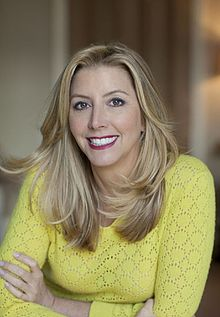 c8913b9e4010 Sara Blakely founded Spanx in 2000.
