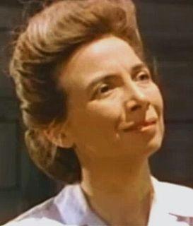 Sara Haden American actress