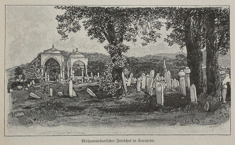 File:Sarajevo Cemetery 1900.jpg
