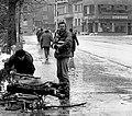 Sarajevo Siege Gathering Firewood.jpg