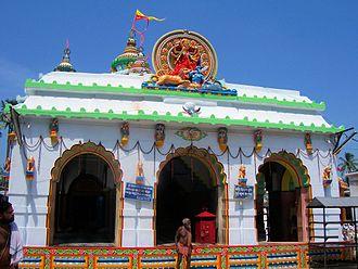 Jagatsinghpur district - Sarala temple, Jagatsinghpur