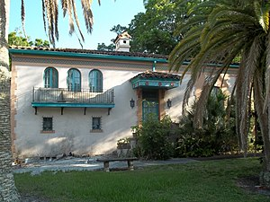 H. B. William House - Image: Sarasota FL William House 01