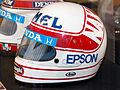 Satoru Nakajima helmet 2015 Honda Collection Hall.jpg