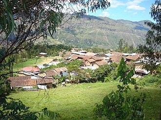Saucepampa District - Image: Saucepampa