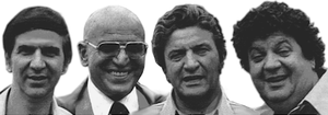 Telly Savalas - Image: Savalas Brothers 1980