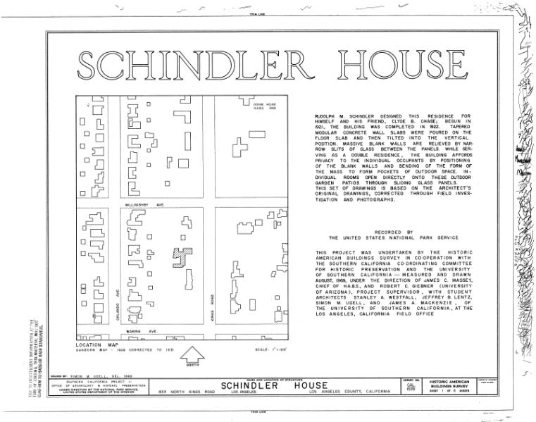 File:SchindlerHouse plans.djvu
