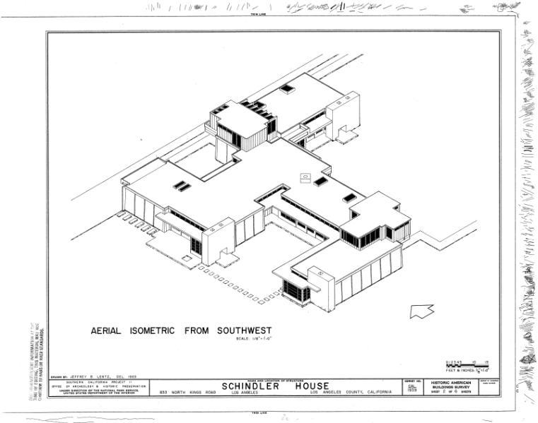 File:SchindlerHouse plans.djvu
