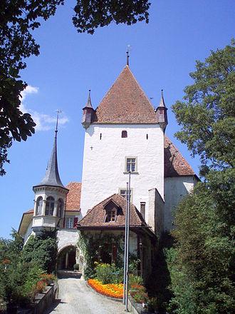 Worb - Worb Castle