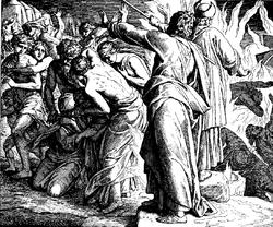 Schnorr von Carolsfeld Bibel in Bildern 1860 059
